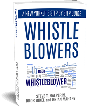 Whistle Blowers by Steve Halperin, Dror Bikel, and Brian Mahany